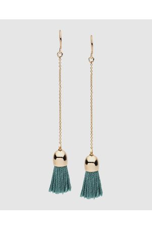 Dear Addison Candytuft Earrings - Jewellery (Aqua) Candytuft Earrings