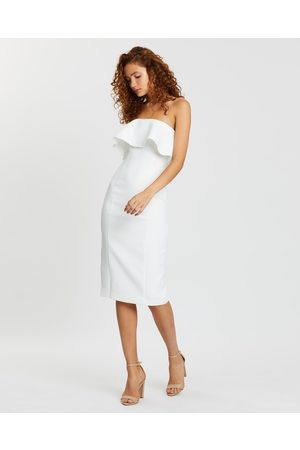 SANTINA-NICOLE Savannah Flounce Dress - Dresses Savannah Flounce Dress