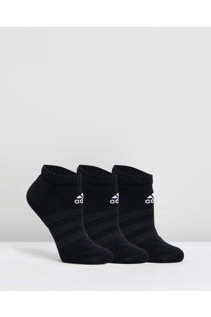 adidas Performance Socks - Cushion Low Socks 3 Pack - Underwear & Socks Cushion Low Socks - 3-Pack