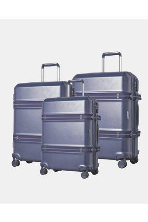 Cobb & Co Sydney Polycarbonate Luggage 3 Piece Set - Bags Sydney Polycarbonate Luggage 3 Piece Set
