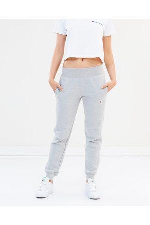 Champion Reverse Weave Jogger Pants - Sweatpants (Oxford Heather) Reverse Weave Jogger Pants
