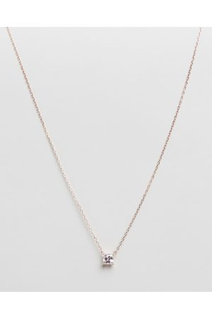 Swarovski Attract Necklace - Jewellery (Rose ) Attract Necklace