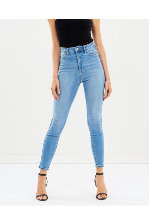 Lee Hi Rider Jeans - High-Waisted (Lennon ) Hi Rider Jeans