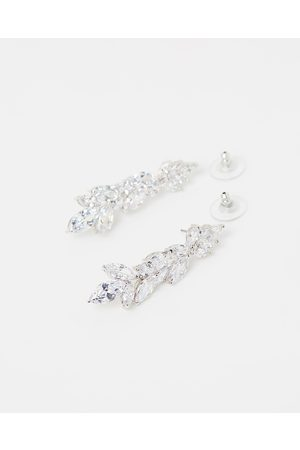 Stephanie Browne Allure Earrings - Jewellery (Rhodium) Allure Earrings
