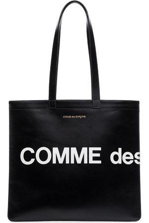 Comme des Garçons Tote Bags - Logo tote bag