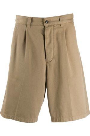 Ami Men Bermudas - Men Pleated Bermuda Shorts