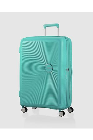 American Tourister Curio Spinner 55 20 - Travel and Luggage (Mint ) Curio Spinner 55-20