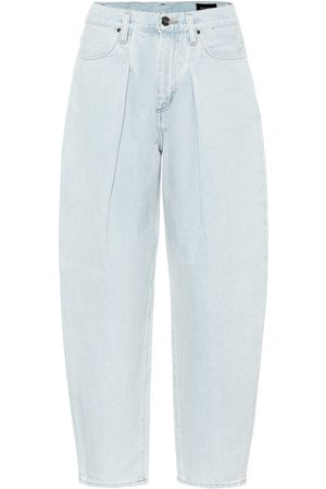 Goldsign The Curved high-rise jeans