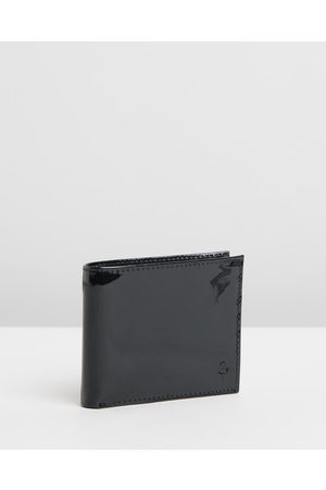 Squire Earl of Kingston Wallet - Wallets ( Patent) Earl of Kingston Wallet