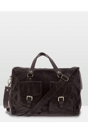 Cobb & Co Soho Duffle Bag - Satchels (Chocolate) Soho Duffle Bag