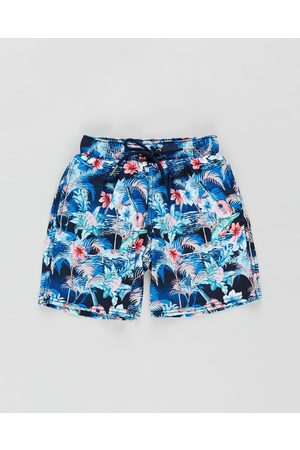 Aqua Blu Oahu Boardshorts Kids - Swimwear (Oahu) Oahu Boardshorts - Kids