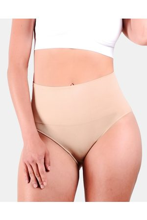 B Free 2 Pack Power Shaping Briefs - Briefs (Nude) 2 Pack Power Shaping Briefs