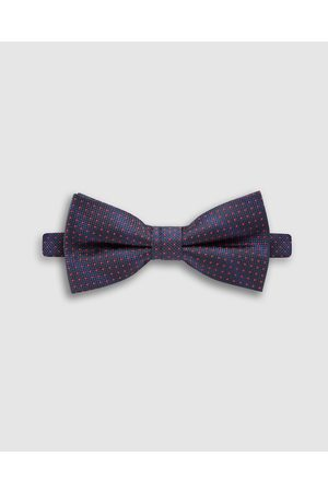 Buckle Speckled Bow Tie - Ties & Cufflinks Speckled Bow Tie