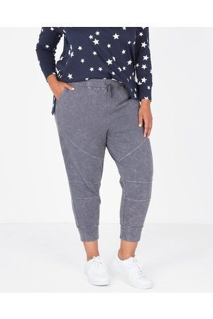 Love Your Wardrobe Weekender Washed Pants - Sweatpants (Charcoal) Weekender Washed Pants