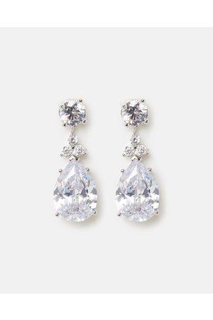 Stephanie Browne Women Earrings - Velvet Earrings - Jewellery Velvet Earrings