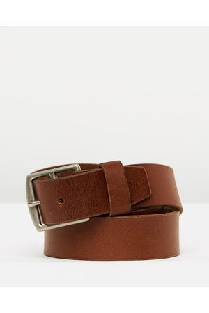 Loop Leather Co State Route - Belts (Brandy Tan) State Route