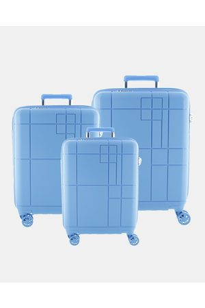 Echolac Japan Los Angeles Echolac 3 Piece Set - Travel and Luggage Los Angeles Echolac 3 Piece Set