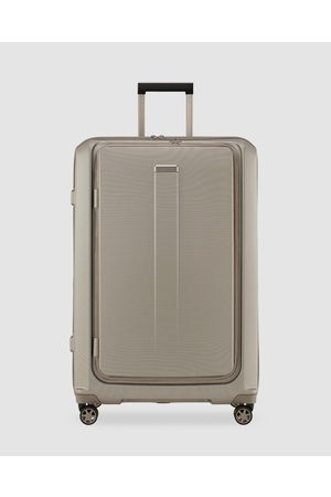 Samsonite Prodigy Spinner 81 30 Expandable Suitcase - Travel and Luggage (Ivory & ) Prodigy Spinner 81-30 Expandable Suitcase