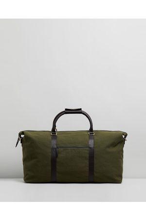 Staple Superior Downtown Weekender - Duffle Bags (Khaki & ) Downtown Weekender
