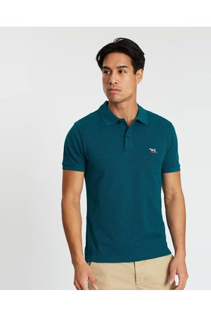 Rodd & Gunn The Gunn Polo - Shirts & Polos (Pacific) The Gunn Polo