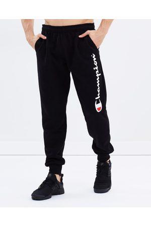 Champion Script Cuff Pants - Track Pants Script Cuff Pants