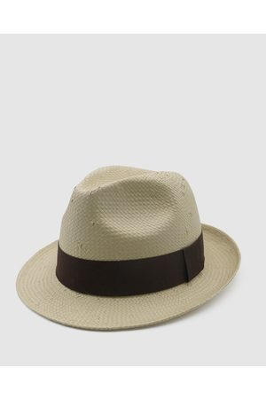Ace of Something Zwartkop Trilby Hat - Hats Zwartkop Trilby Hat