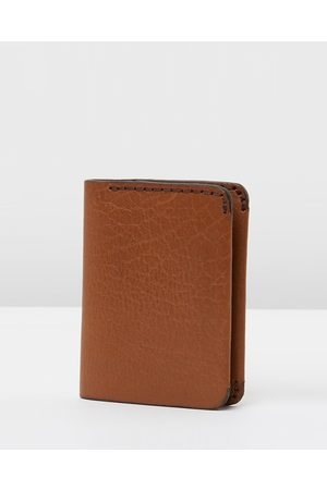 Loop Leather Co Brooklyn - Wallets (Cognac Tan) Brooklyn