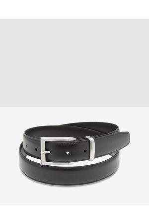 Oxford Arlen Leather Belt - Belts Arlen Leather Belt