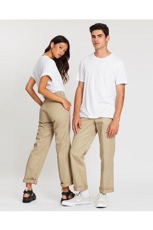Dickies 874 Original Relaxed Fit Pants - Pants (Khaki) 874 Original Relaxed Fit Pants