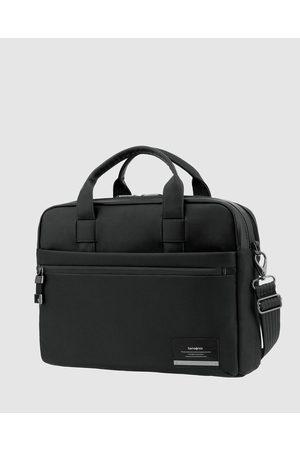 Samsonite Business Vestor Bail Handle Laptop Briefcase - Bags Vestor Bail Handle Laptop Briefcase