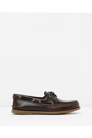 Sperry A O 2 Eye - Casual Shoes (Ameretto) A-O 2-Eye