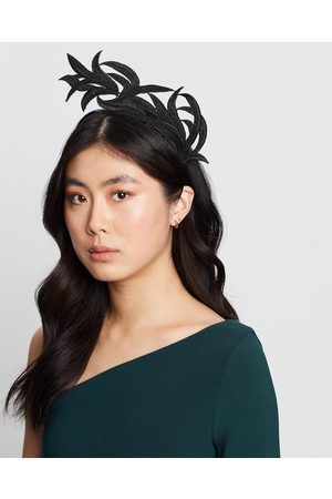 Max Alexander Lace Crown Headband Fascinator - Fascinators Lace Crown Headband Fascinator