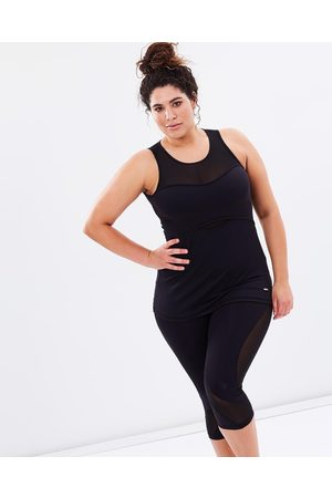 Curvy Chic Sports Airspirational Tank - Muscle Tops Airspirational Tank