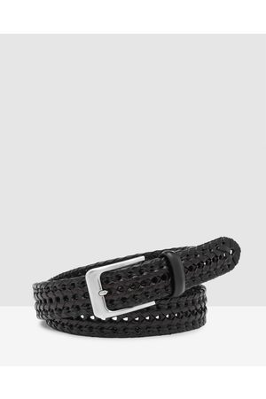 Buckle Flinders 35mm Weave Belt - Belts Flinders 35mm Weave Belt