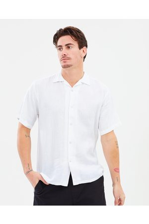 Assembly Label Casual Short Sleeve Shirt - Casual shirts Casual Short Sleeve Shirt