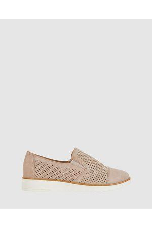 Easy Steps Women Loafers - Davis - Flats (Nude) Davis