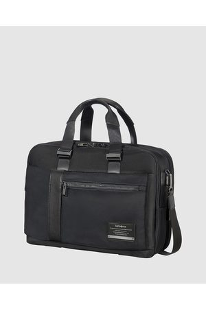 Samsonite Business Open Road Laptop Bail Handle Briefcase - Bags (Jet ) Open Road Laptop Bail Handle Briefcase