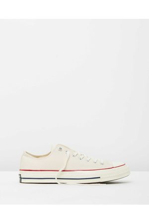 Converse Chuck Taylor All Star 70 Ox Unisex - Lifestyle Sneakers (Natural & Parchment) Chuck Taylor All Star 70 Ox - Unisex