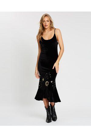 LENNI the label Shadow Maxi Dress - Bodycon Dresses Shadow Maxi Dress