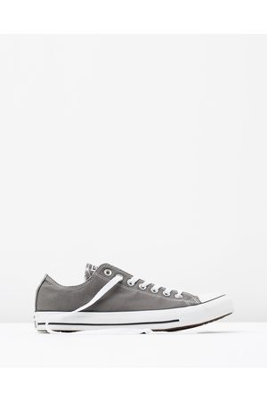 Converse Sneakers - Chuck Taylor All Star Ox Unisex - Sneakers (Charcoal) Chuck Taylor All Star Ox - Unisex
