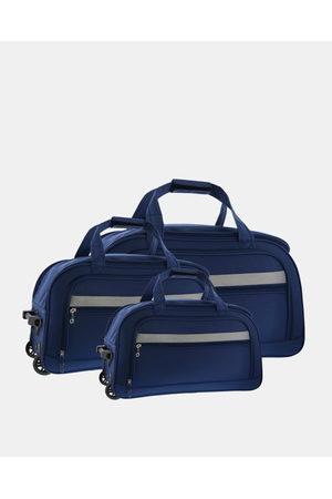 Cobb & Co Devonport Wheel Bag 3 Piece Set - Travel and Luggage Devonport Wheel Bag - 3 Piece Set