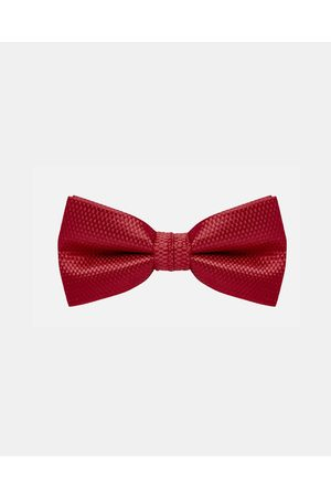 Buckle Carbon Bow Tie - Ties & Cufflinks Carbon Bow Tie