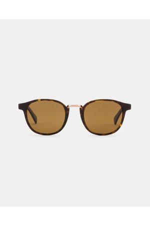 Otis A Day Late - Sunglasses (Matt Dark Tort) A Day Late