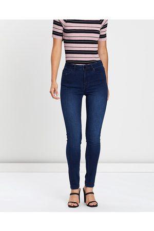 SABA Anna High Rise Jeans - Jeans Anna High-Rise Jeans