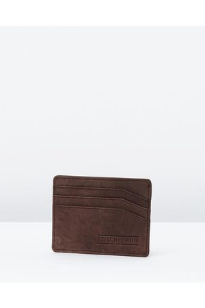 Stitch & Hide Alfred Wallet - Wallets Alfred Wallet
