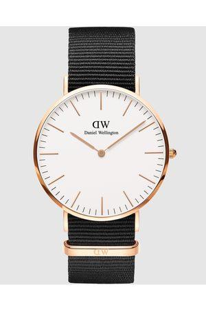 Daniel Wellington Classic Cornwall 40mm - Watches (Rose ) Classic Cornwall 40mm