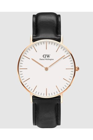 Daniel Wellington Classic Sheffield 36mm - Watches (Rose ) Classic Sheffield 36mm