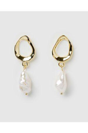 Izoa Forbidden Earrings - Jewellery ( Freshwater Pearl) Forbidden Earrings