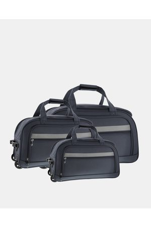 Cobb & Co Devonport Wheel Bag 3 Piece Set - Travel and Luggage Devonport Wheel Bag 3 Piece Set