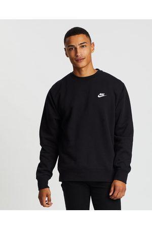 Nike Sportswear Club Crew Sweater - Sweats ( & ) Sportswear Club Crew Sweater